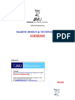 Ship Design Procedure Booklet