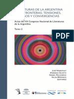 [Edit] Literaturas de La Argentina y Sus Fronteras Tensiones Disensos y Convergencias 1603759812_44064 Copia