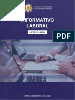 INFORMATIVO LABORAL Nº 15 - IL Nº 015-2021-CCPLL