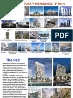 Arquitetura y Tecnología    2°Parte DUBAI