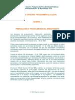 EOP 2.1 Preparacion_programacion del presupuesto