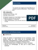 EJER 01 Indicadores de logistica internacional