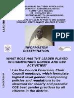 Cllr Archangel a. Mbewe, Katete, ZAMBIA
