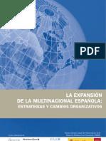 EXPANSION MULTINACIONAL ESPAÑOLA_OEME_INFORME_2009