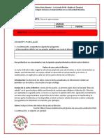 Guía de Cartas al Director