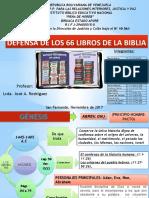 Diapositiva de Los Libros de La Biblia (1) (1) Jannirys Actual