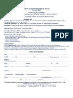 CRONOGRAMA Medicina de Tráfego SP202