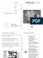 Sahaja Yoga - Book de presentation de Sahaja Yoga France