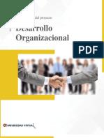 Desarrollo Organizacional_Lineamientos Proyecto Final Integrador Clase Virtual