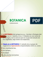 8. Botánica generalidades
