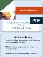Analisis de La Personalidad