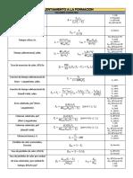 Formulario II Calentamiento a La Formacion-crudos Pesados