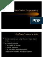 JavaSockets