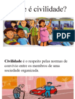 slides sobre civilidade e etnocentrismo