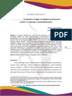 2020 - Artigo REVISTA ABEH - Tibério e Suamy - Uma análise marxista sobre os direitos humanos LGBTs