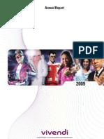 Vivendi 2009 Annual Report