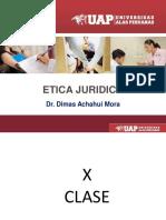 ETICA JURIDICA 10