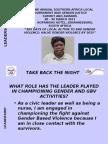 Louisa Bwalya - Luanshya Municipal Council- Zambia