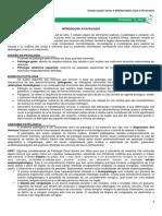 Medresumos - Patologia 01 - Introdução à Patologia
