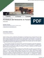 Architetture Del '900 - Intro
