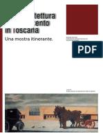 Viaggio Nell'Architettura Del Novecento in Toscana