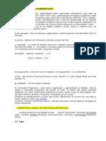 1   REGRAS GERAIS DE APRESENTAÇÃO ABNT