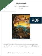 Professions révisées - Guildes QdO