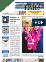 April 1, 2011 Strathmore Times