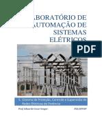 Roteiro Sistema Proteção e Automação para Planta Industrial versao D (ANTIGA)