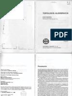 Kosniowski - Topologia Algebraica (1986)