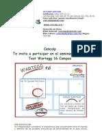 WRTEGG 16 CAMPOS
