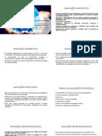 Avaliacao Psicologica e Avaliacao Neurop