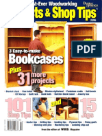 America's Best-Ever Woodworking Projects And Shop Tips 2006