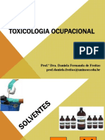 SLIDE 6- Tox Ocupacional - Solventes