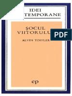 Alvin Toffler - Șocul viitorului