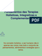 01 - Fundamentos das Terapias Holísticas e Integrativas