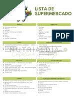 Lista supermercado