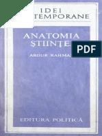 Abdur Rahman - Anatomia științei