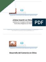 ¿Cómo Invertir en China? La presentación de LatinAsia