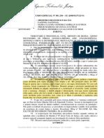Acórdão STJ - Sentença condicional x relação jurídica sujeita a condição II
