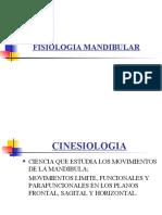 Fisiologia Mandibular