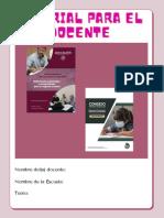 Material Editable Para El Docente Taller y CTE Respuestas