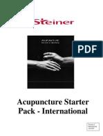 Acupuncture Starter-International