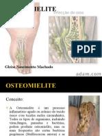 OSTEOMIELITE Slides