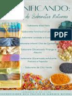 7 Formulas de Sabonetes Naturais