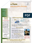 Peifer Spring 2011 Sportsmens Newsletter