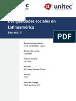 Ensayo Sociologia Semana 3