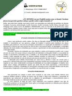 PORTFÓLIO 3º e 4º SEMESTRE PEDAGOGIA 2021.2 - A Importância Da Ludicidade Na Educação Infantil