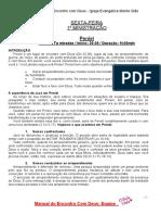 Pdfcoffee.com Manual Do Encontro Com Deus 2 PDF Free
