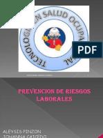 presentacionprevencionriesgoslaborales-110412212413-phpapp01